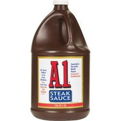 A-1 Steak Sauce 1 gl.