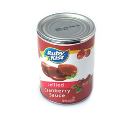 Ruby Kist, Cranberry Sauce