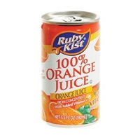 Ruby Kist Orange Juice