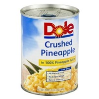 Dole Pineapple Crushed