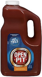 Open Pit BBQ Sauce